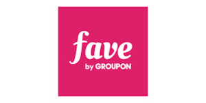Cash Back et réductions fave by GROUPON & Coupons