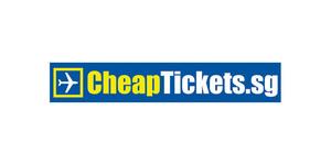 استردادات نقدية وخصومات CheapTickets.sg & قسائم