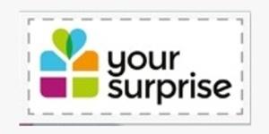 your surprise кэшбэк, скидки & Купоны