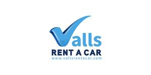 Valls RENT A CAR Cash Back, Descontos & coupons