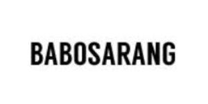 BABOSARANG Cash Back, Discounts & Coupons