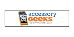accessory GEEKS Cash Back, Rabatte & Coupons