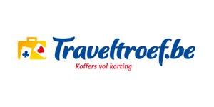 Traveltroef.be Cash Back, Rabatte & Coupons