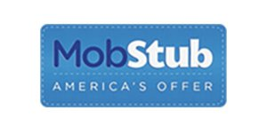 MobStub Cash Back, Discounts & Coupons