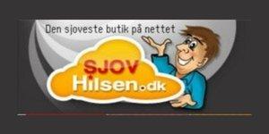 SJOV hilsen.dk Cash Back, Discounts & Coupons