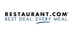RESTAURANT.COM Cash Back, Discounts & Coupons