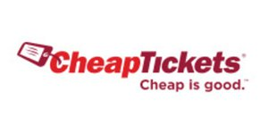 Cash Back CheapTickets , Sconti & Buoni Sconti