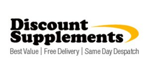 Discount Supplements Cash Back, Rabatter & Kuponer