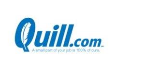 Cash Back Quill.com , Sconti & Buoni Sconti