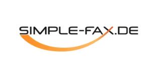 SIMPLE-FAX.DE Cash Back, Rabatter & Kuponer