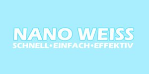 Cash Back et réductions NANO WEISS & Coupons