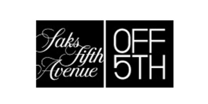 Cash Back et réductions Saks Fifth Avenue OFF 5TH & Coupons