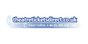 theatreticketsdirect.co.uk Cash Back, Descontos & coupons