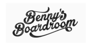 Benny's Boardroom Cash Back, Rabatte & Coupons