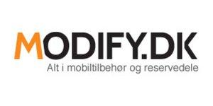 Modify.dk Cash Back, Discounts & Coupons