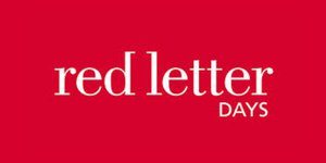Red Letter Days Cash Back, Descontos & coupons