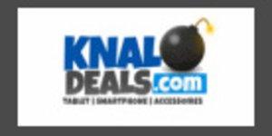 Knaldeals NL - BE Cash Back, Rabatte & Coupons