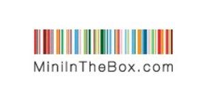استردادات نقدية وخصومات Miniinthebox - FR & قسائم