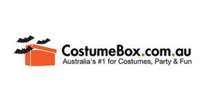 CostumeBox.com.au 캐시백, 할인 혜택 & 쿠폰