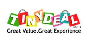 TINYDEAL Cash Back, Discounts & Coupons