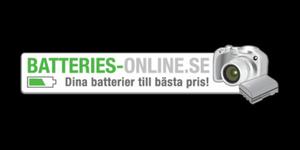 BATTERIES-ONLINE.SE Cash Back, Rabatter & Kuponer