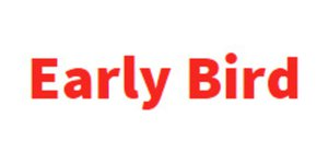 Early Bird Cash Back, Descuentos & Cupones