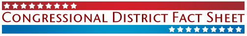 Congressional District Fact Sheet