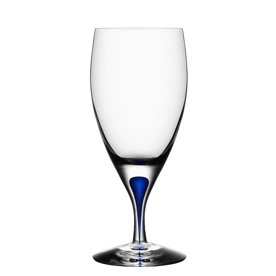 Intermezzo Blue Iced Beverage - Orrefors US