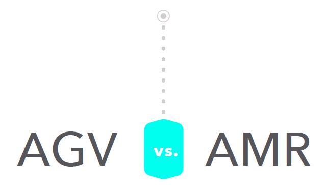 Automated guided vehicle vs Autonomous mobile robot