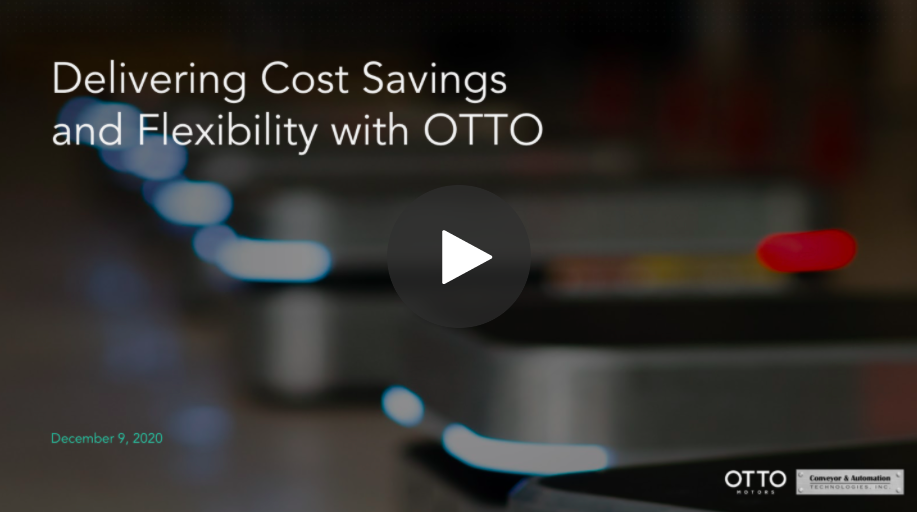 Delivering Cost Savings And Flexibility With Otto Cover Photo