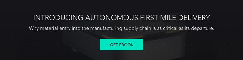 CTA - Introducing Autonomous First Mile eBook
