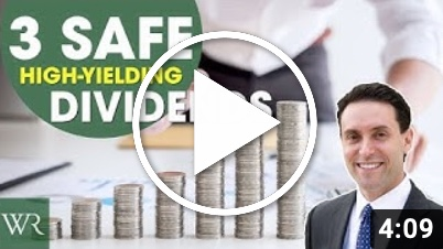 State of the Market - 3 Safe High-Yielding Dividends