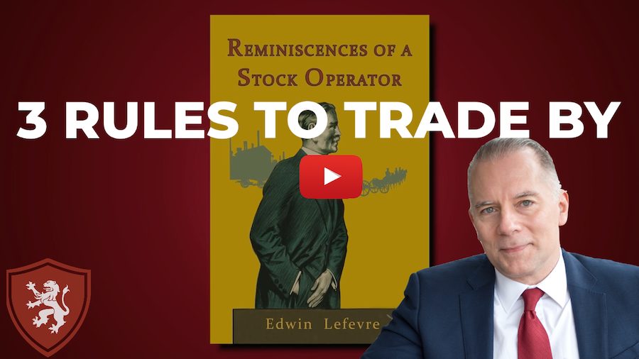 3 Rules To Trade By