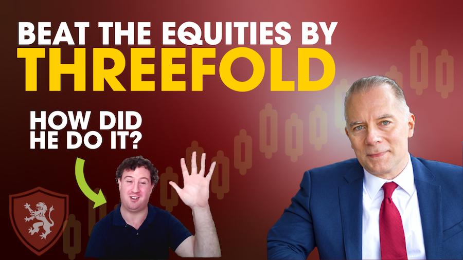Beat Equities Threefold