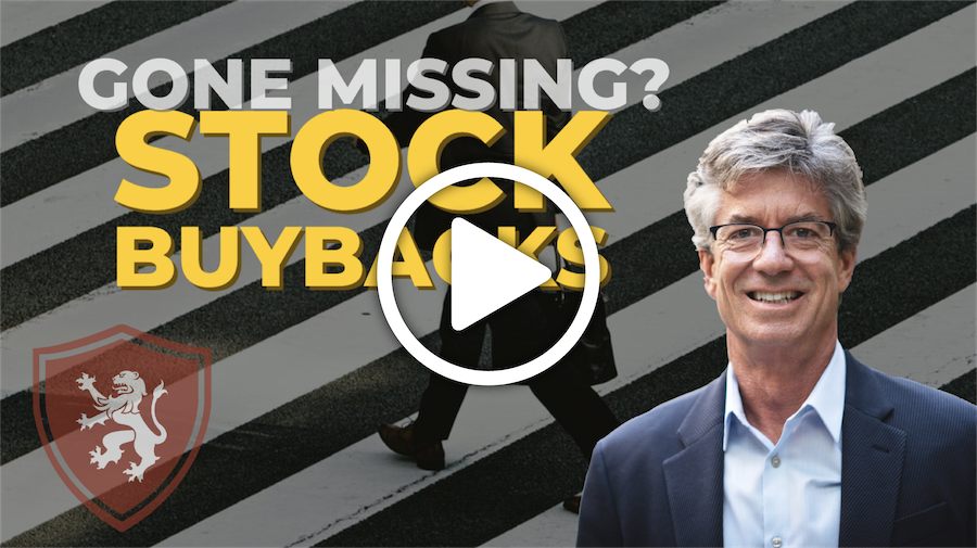 Gone Missing? Stock Buybacks