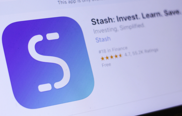 Stash App is the fourth best investing app.