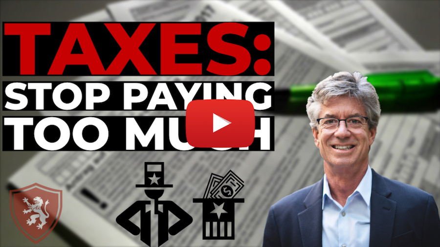 Taxes: Stop Paying Too Much