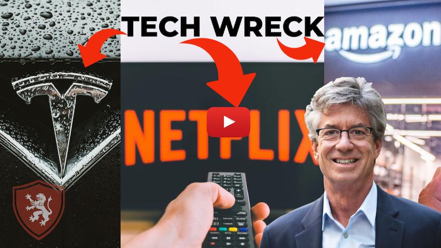Tech Wreck: Netflix