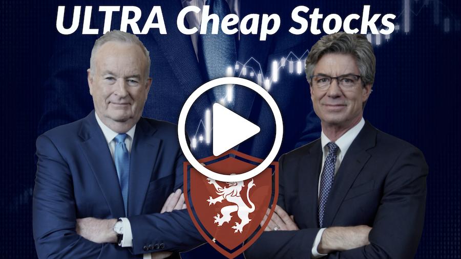 Ultra Cheap Stocks