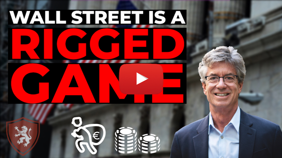 Wall Street Is A Rigged Game