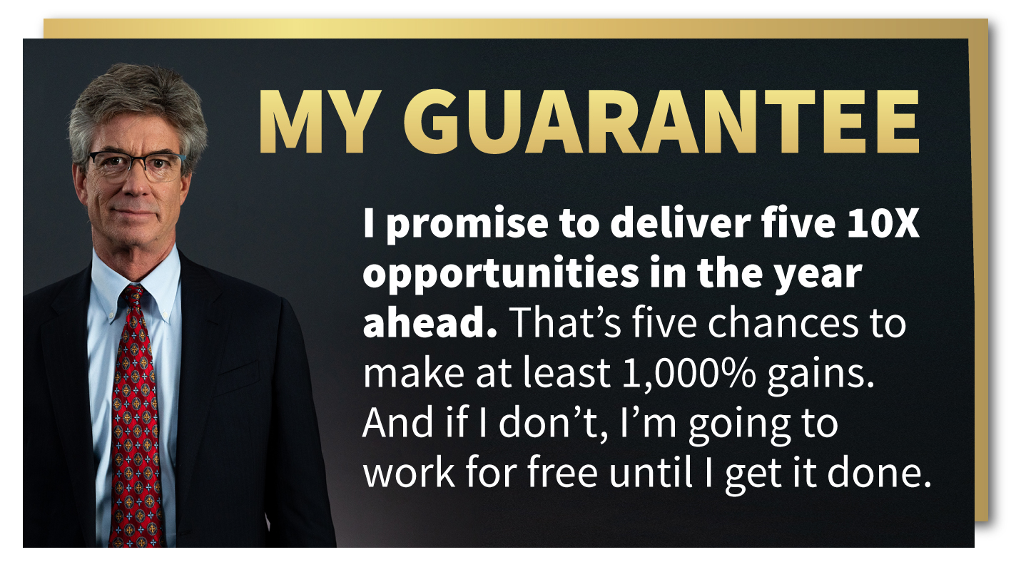 Alex's Guarantee