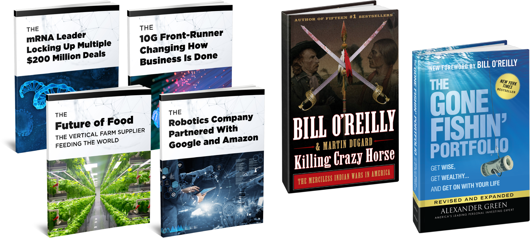 Reports and Book Bundle