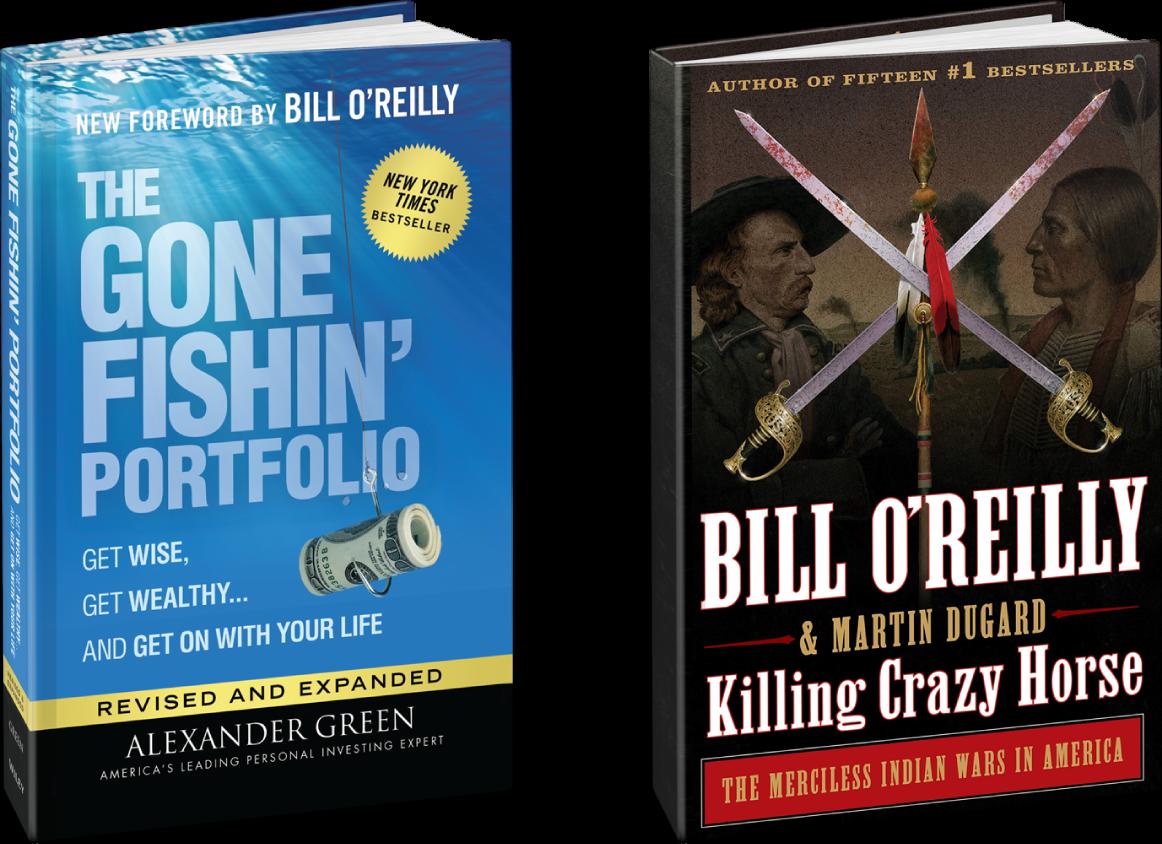 Alex and Bill's Books