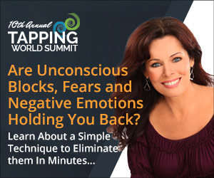 Cheryl Richardson video for the Tapping World Summit
