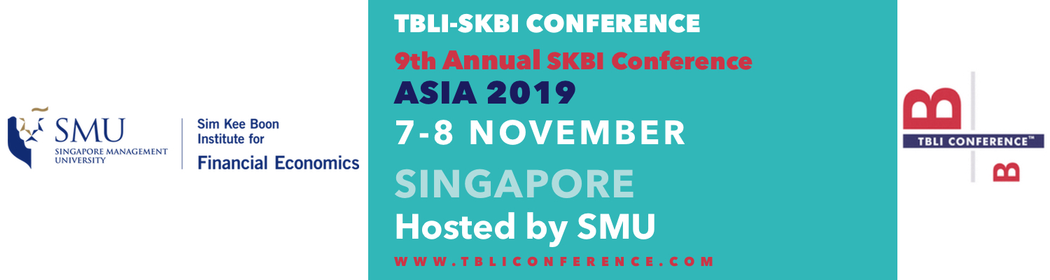 TBLI Conference Singapore Asia 2019 - TBLI Group | Conferences