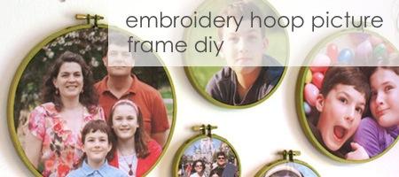 Susan Bates Hoop-La Embroidery Hoops : hoops & frames