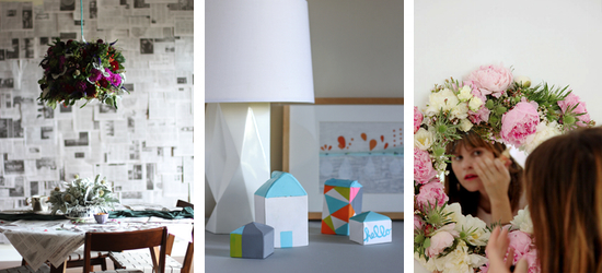 flowers-diy-plaster-houses