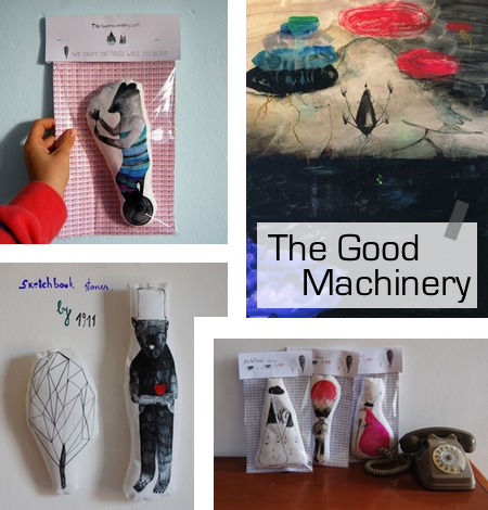 thegoodmachinery