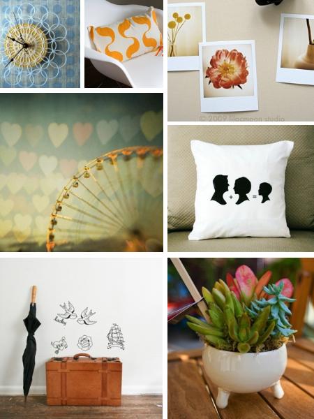 housewares on papernstitch