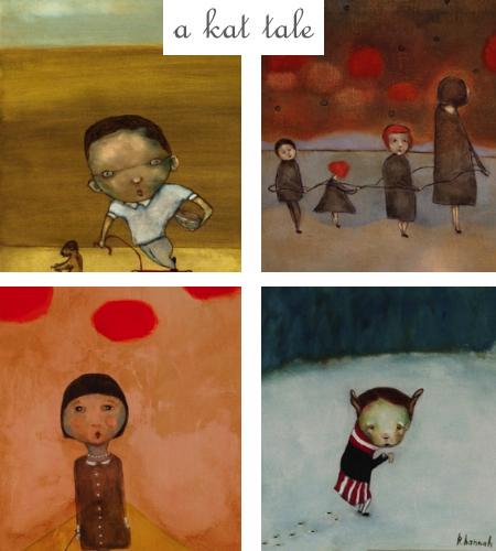 a kat tale artwork